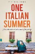 Cover-Bild zu Williams, Pip: One Italian Summer (eBook)