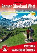 Cover-Bild zu Anker, Daniel: Berner Oberland West