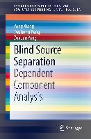 Cover-Bild zu Blind Source Separation von Xiang, Yong