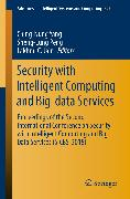 Cover-Bild zu Security with Intelligent Computing and Big-data Services (eBook) von Yang, Ching-Nung (Hrsg.)