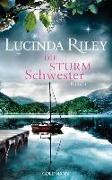 Cover-Bild zu Die Sturmschwester von Riley, Lucinda