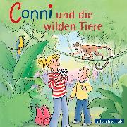 Cover-Bild zu Boehme, Julia: Conni und die wilden Tiere