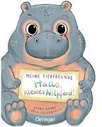 Cover-Bild zu Felgentreff, Carla: Meine Tierfreunde. Hallo, kleines Nilpferd!