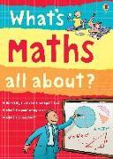 Cover-Bild zu Frith, Alex: What's Maths All About? (eBook)
