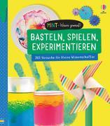 Cover-Bild zu Lacey, Minna: MINT - Wissen gewinnt! Basteln, Spielen, Experimentieren