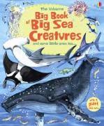Cover-Bild zu Lacey, Minna: Big Book of Big Sea Creatures