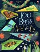 Cover-Bild zu Lacey, Minna: 100 Bugs to Fold and Fly