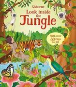 Cover-Bild zu Lacey, Minna: Look Inside the Jungle