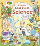 Cover-Bild zu Lacey, Minna: Look Inside: Science