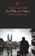 Cover-Bild zu Lewinsky, Charles: Der Wille des Volkes
