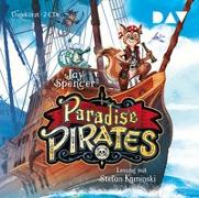 Cover-Bild zu Spencer, Jay: Paradise Pirates. Teil 1