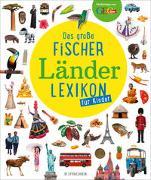 Cover-Bild zu Apel, Liane: Das große Fischer Länderlexikon für Kinder