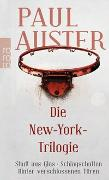 Cover-Bild zu Auster, Paul: Die New-York-Trilogie