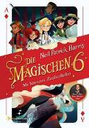 Cover-Bild zu Harris, Neil Patrick: Die Magischen Sechs - Mr Vernons Zauberladen