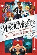 Cover-Bild zu Harris, Neil Patrick: The Magic Misfits 03. The Minor Third