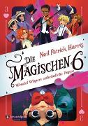 Cover-Bild zu Harris, Neil Patrick: Die Magischen Sechs - Wendel Wispers unheimliche Puppe