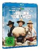 Cover-Bild zu Giovanni Ribisi (Schausp.): A Million Ways to die in the West