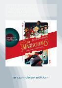 Cover-Bild zu Harris, Neil Patrick: Die magischen Sechs - Mr Vernons Zauberladen (DAISY Edition)