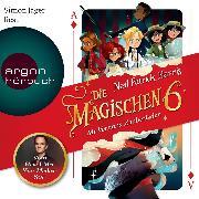 Cover-Bild zu Harris, Neil Patrick: Mr Vernons Zauberladen - Die magischen Sechs, (Autorisierte Lesefassung) (Audio Download)
