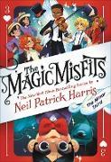 Cover-Bild zu Harris, Neil Patrick: The Magic Misfits: The Minor Third (eBook)