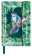 Cover-Bild zu Jungle 2022 - Diary - Buchkalender - Taschenkalender - 10x15