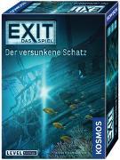 Cover-Bild zu Brand, Inka: EXIT - Der versunkene Schatz