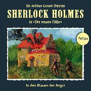 Cover-Bild zu Freund, Marc: Sherlock Holmes, Die neuen Fälle, Fall 34: In den Klauen der Angst (Audio Download)