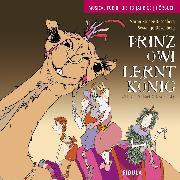 Cover-Bild zu Düsenberg, Swaantje: Prinz Owi lernt König (Audio Download)