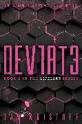 Cover-Bild zu DEV1AT3 (Deviate) (eBook) von Kristoff, Jay