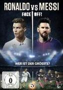 Cover-Bild zu Cristiano Ronaldo (Schausp.): Ronaldo vs. Messi