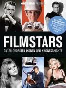 Cover-Bild zu Schulze, Philipp: Cinema präsentiert: Filmstars - Die 30 größten Ikonen der Kinogeschichte