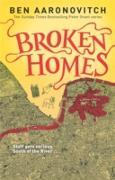 Cover-Bild zu Aaronovitch, Ben: Broken Homes (eBook)