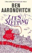 Cover-Bild zu Aaronovitch, Ben: Lies Sleeping (eBook)