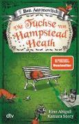 Cover-Bild zu Aaronovitch, Ben: Die Füchse von Hampstead Heath (eBook)