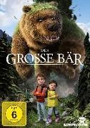 Cover-Bild zu Frass, Wolf (Gelesen): Der grosse Bär