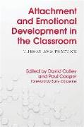 Cover-Bild zu Carpenter, Barry (Solist): Attachment and Emotional Development in the Classroom: Theory and Practice