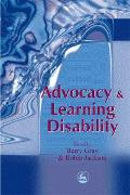 Cover-Bild zu Jackson, Robin: Advocacy and Learning Disability (eBook)