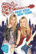 Cover-Bild zu West, Tracey: First Stop, New York #1 (eBook)