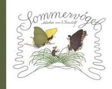 Cover-Bild zu Kreidolf, Ernst: Sommervögel