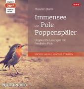 Cover-Bild zu Storm, Theodor: Immensee und Pole Poppenspäler