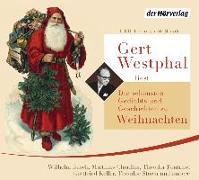Cover-Bild zu Busch, Wilhelm: Gert Westphal liest: Die schönsten Gedichte und Geschichten zu Weihnachten