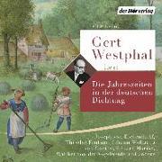 Cover-Bild zu Andersen, Hans Christian: Gert Westphal liest: Die Jahreszeiten in der deutschen Dichtung