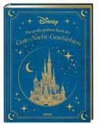 Cover-Bild zu Disney: Das große goldene Buch der Gute-Nacht-Geschichten