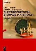 Cover-Bild zu Roedern, Elsa (Beitr.): Electrochemical Storage Materials (eBook)