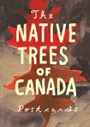 Cover-Bild zu Shapton, Leanne: Native Trees of Canada: A Postcard Set: Postcard Set with 30 Postcards