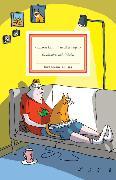Cover-Bild zu Reiner, Matthias (Hrsg.): »Katzen kann man alles sagen«