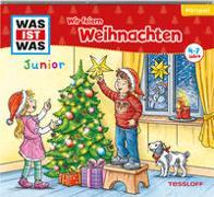 Cover-Bild zu Schreuder, Benjamin: WAS IST WAS Junior Hörspiel Wir feiern Weihnachten