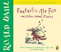 Cover-Bild zu Dahl, Roald: Fantastic Mr Fox and Other Animal Stories