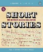 Cover-Bild zu Wilde, Oscar: Short Stories: The Ultimate Classic Collection