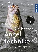 Cover-Bild zu Die besten Angeltechniken (eBook) von Bötefür, Markus